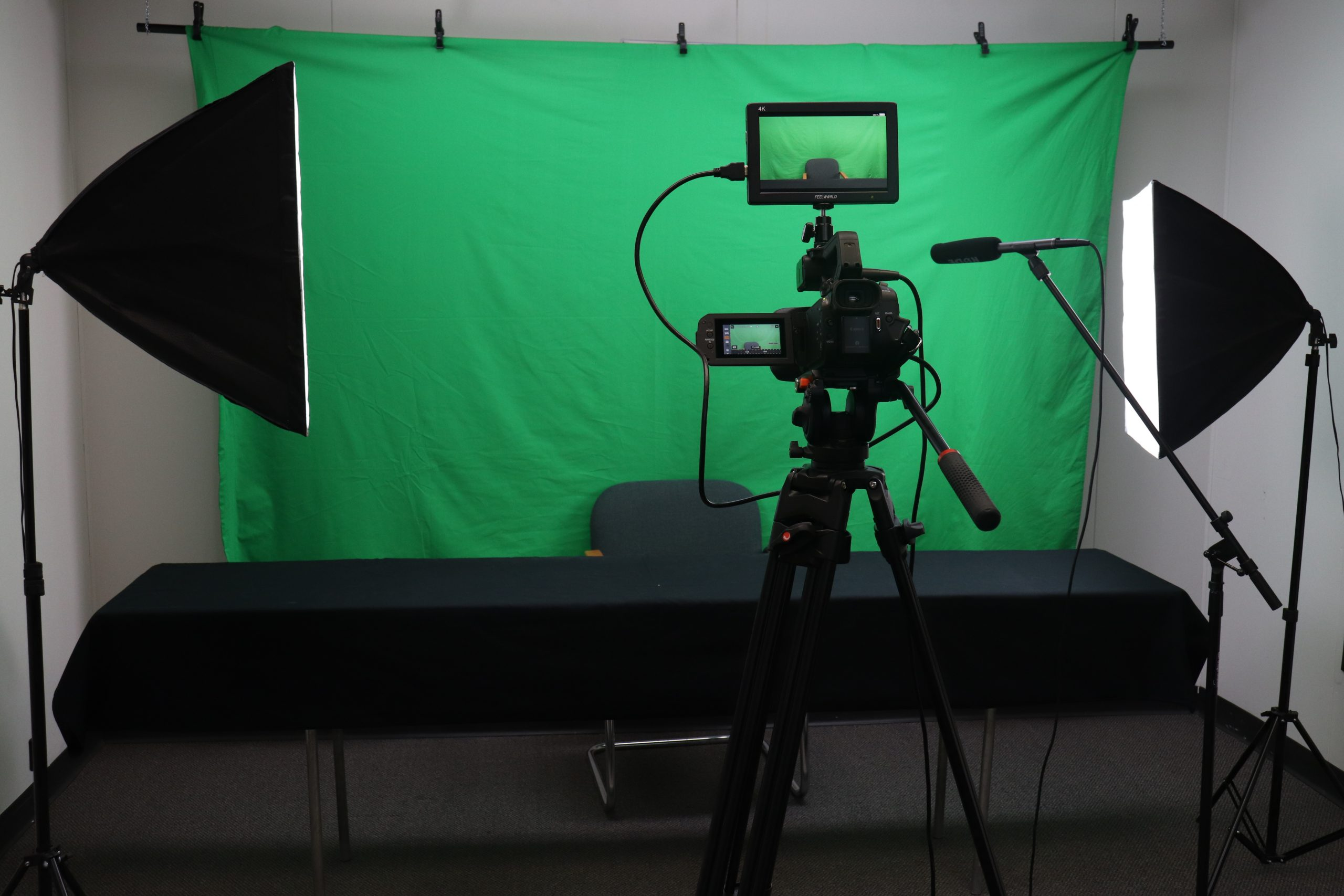 Video Room Setup